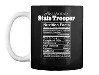 State Trooper Gifts Police Gift Coffee Mug
