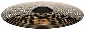 "Meinl Classics Custom Heavy Dark 18"" Crash Becken Cymbal Schlagzeug Drums Bronze"