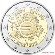 """FINLAND SPECIALE 2 EURO 2012: """"10 JAAR EURO"""""""