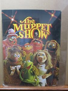 Vintage The Muppet Show Characters 1976 vintage poster Inv#G3099