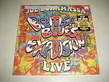 Joe Bonamassa British Blues Explosion Live 3LP w/Download