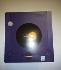 NINTENDO GAMECUBE RARE PC CD-ROM UK 2001 MINI DISC - PROMO GAMES FOOTAGE NEW
