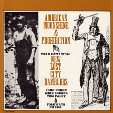 The New Lost City Ra - American Moonshine and Prohibition Songs [New CD]