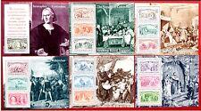 US Stamps Sc#2624-29 1992 Columbian Souvenir Sheets MNH CV:$31