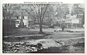 A View Of Residences At Factoryville, Pennsylvania PA