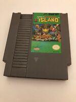 Adventure Island 1 (Nintendo Entertainment System NES) Cart Only