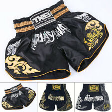 Men Grappling Trunks Shorts Pants Fight Kickboxing Wrestling Gear Martial Arts