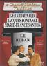 Au Theatre Ce Soir Dvd Le Ruban Regis Santon Gérard Rinaldi Jacques Fontanel