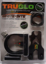 Truglo Brite Site Fiber Optic Bow Sight with Removable LED Light