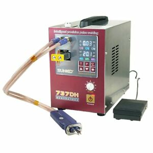 1PC Spot Welder For 18650 Battery 737DH New Induction Delay 4.3KW High Power