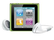 Apple iPod nano 6. Generation Grün (8GB) Tragbare MP3 Musik Video MP4 Player