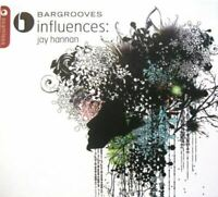 BARGROOVES INFLUENCES - JAY HANNAN various (2X CD mixed, 2005) house, deep house