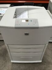 HP LaserJet 9040dtn 9040 High Volume Workgroup A3 A4 Laser Printer + Warranty