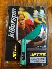 Killerspin Jet Set 2 Ping Pong Paddle SH33-04 2 Pack with Balls