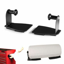 Magnetic Paper Towel Holder Steel Kitchen Workshop Houseware Refrigerator Mount