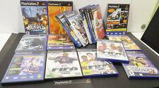 Konvolut 16 Versch.playstation 2 Giochi -w.z.B. Fifa 2002,03, 05,06, Europe2 e A