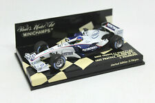 "MINICHAMPS 1/43 BMW SAUBER F1 ""JUST MARRIED"" VILLENEUVE BRITISH GP 06 400060117"