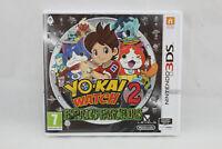 Jeu YO-KAI WATCH 2 ESPRITS FARCEURS NEUF pour Nintendo 3DS Version française