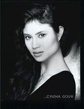 Cynthia Gouw - 8x10 Headshot Photo w/ Resume -  Star Trek V