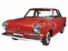 BMW 700 SPORT COUPE SPANISH RED 1/18 DIECAST CAR MODEL BY AUTOART 70652