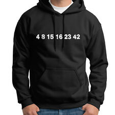 LOST NUMBERS funny T-shirt Lost TV show Novelty Hoodie Sweatshirt