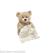 "Baby Gund - Peek A Boo Interactive Bear - 11.5"""