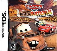 Cars: Mater-National Championship (Nintendo DS, 2007) cartridge only