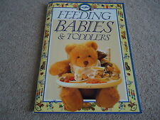 HAWTHORN FEEDING BABIES & TODDLERS BOOK