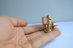 Microcosm M22 Mini Steam Engine