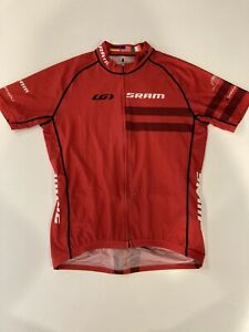 SRAM Cycling Jersey Mens Medium World Bicycle Relief