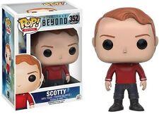 Star Trek Beyond - Scotty (Duty Uniform) - Funko Pop! Movie (Toy Used Very Good)