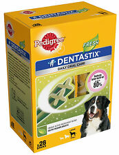 Pedigree Dentastix Fresh Dental Treat Large / 28 Pack