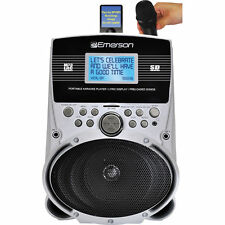 Emerson SD513 Karaoke System