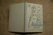 altes Buch über Die Insel Hiddensee 1958, DDR, Ostsee, Bodden, Menschen, Natur
