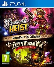 SteamWorld Collection - PlayStation Ps4 Delivery