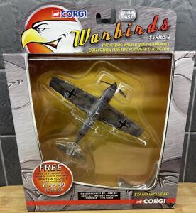 Corgi Warbirds Series 2 1/72 Scale Messerschmitt Bf 109E Werner Molders WB99618