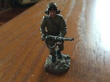 BRITAINS PAINTED METAL 54MM TOY SOLDIER-WWII RUSSIAN(1)-STALINGRAD-NO BOX-USED