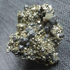 Minéraux,pyrite,Galène,  Madan ,  Bulgarie 165 gr