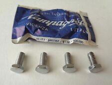 *NOS 1970s/80s Campagnolo Super/Nuovo Record Fender screw/bolts - #124 (x 4)*