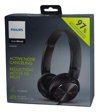 Philips SHL3850NC/00 Kopfhörer mit Geräuschreduzierung/Noise Cancelling Schwarz