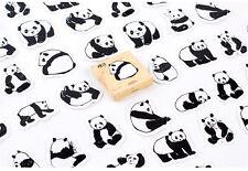 1 box 45 PCS panda diary planners Notebook Paper stationery Scrapbooking sticker