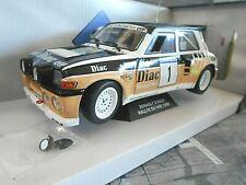 RENAULT 5 Maxi Turbo Rallye du Var 1986 #1 Chatriot Diac Gr.B Solido NEU 1:18