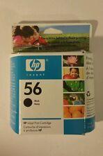 56 BLACK ink jet HP PhotoSmart 7960 7760 7755 7660 7550 7450 7350 7260 printer