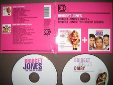 2 CD Bridget Jones The Edge Of Reason Diary Schokolade Zum Frühstück Soundtrack