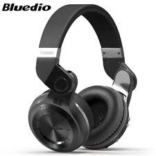 Bluedio Turbine T2S 5.0 Headphone Wireless With Mic FM Stereo Headset