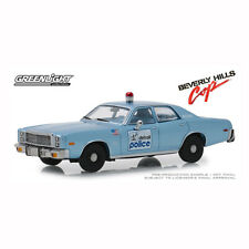 1/43 Greenlight 1977 Plymouth Fury Beverly Hills Cop Police Car