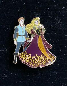 Disney Designer Couples LE 350 Limited Edition Disney Pin - Aurora & Philip