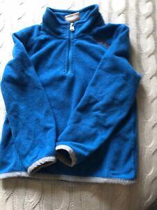 Boys Blue Fleece Age 3