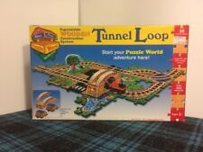 Melissa Doug's Expandable Wooden Tunnel Loop Trail New Open Box!!