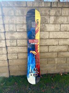 Lib Tech Men's Hot Knife C3 BTX Snowboard OG 153 Banana C2